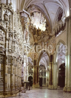 Kathedrale in Toledo