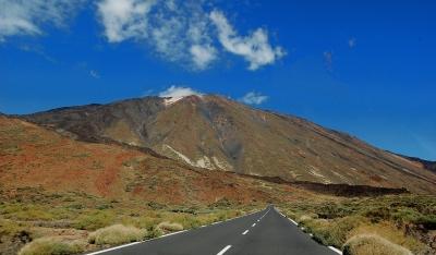 Mystischer Pico del Teide