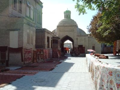 Karawanserei - Handelsplatz der Geldwechsler