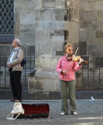 Straßenmusik 3