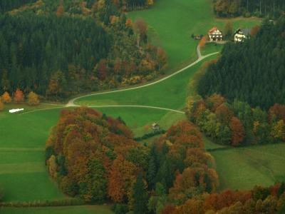 Talblick bei Bad Griesbach
