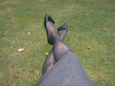 Beine im Herbst3