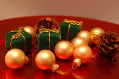 Weihnachtsteller 6