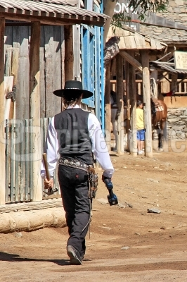 Moderner Cowboy ;-)
