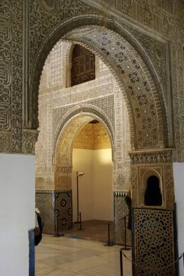 Die Alhambra in Granada 4