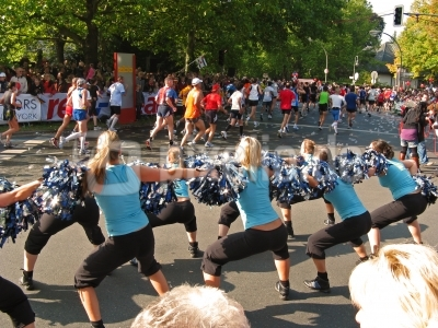 Berliner Marathon 2008