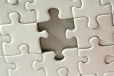 Puzzle nah ohne