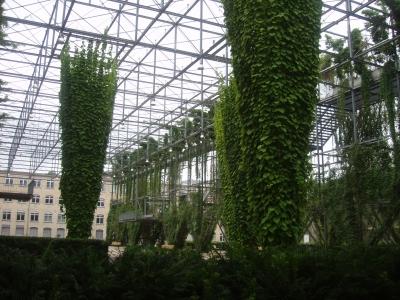 Die hängenden Gärten des Oerlikon 2