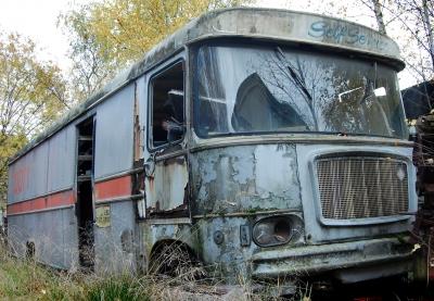 Werkstattbus von J & L van Muylder