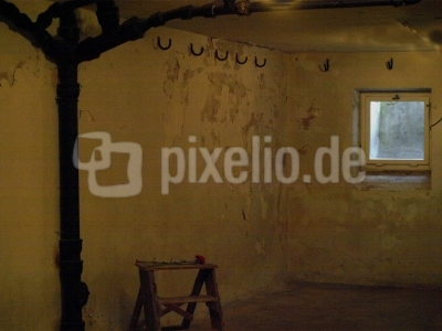 Gedenkstätte Buchenwald: Keller des Todes
