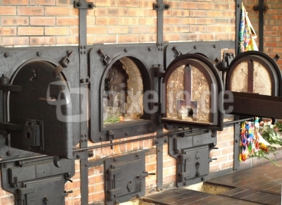 Gedenkstätte Buchenwald: Krematorium/Öfen 1