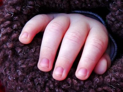 Babyhändchen