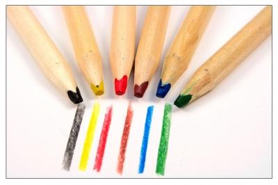 Farbstifte 3