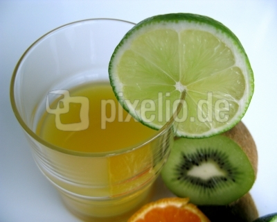 Vitaminschub: Drink