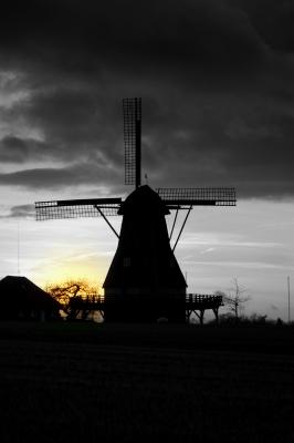 Mühle in Hollich
