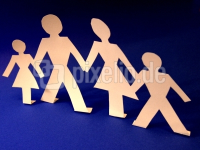 Papierfamilie