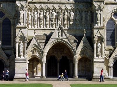 Kathedrale zu Salisbury #3