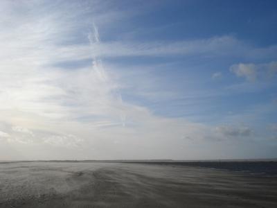 Sturm am Strand.....