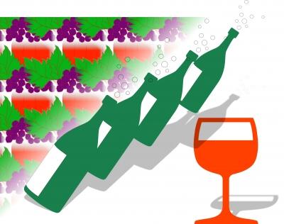 Wein-Degustation