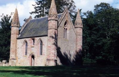 """Minikirche"" oder Kapelle"