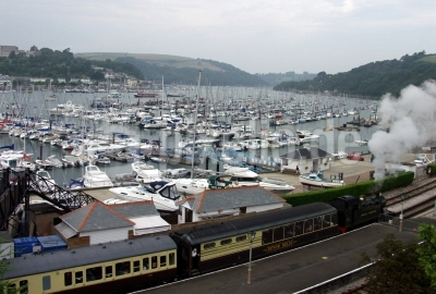 """Torquay (Dartmouth), die """"englische Riviera"""" #11"""