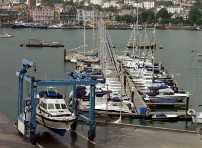 """Torquay (Dartmouth), die """"englische Riviera"""" #12"""