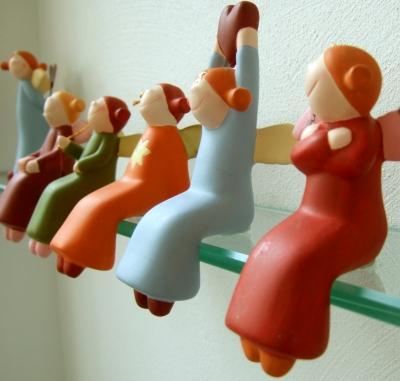Engel im Wartezimmer
