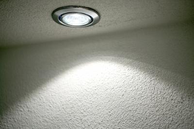 Effektvolles Decken-downlight
