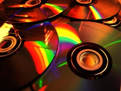Spiel mit CDs und Licht 11