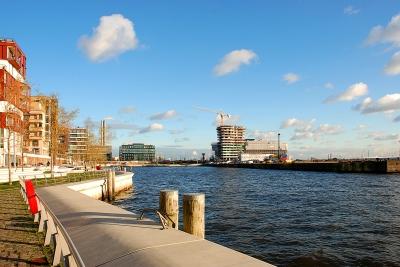 Hafencity - Grasbrookhafen
