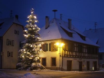 Dörfliche Weihnacht_1