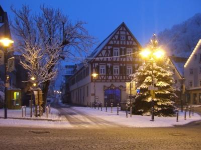 Marktplatz in Horb am Neckar