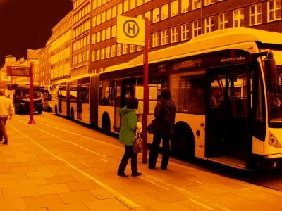 U-Bahn oder Bus?