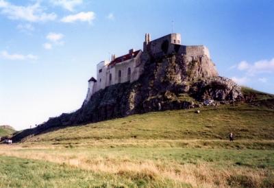 "Castle ""Holy Island"""
