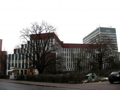 Bürohäuser in Erlangen