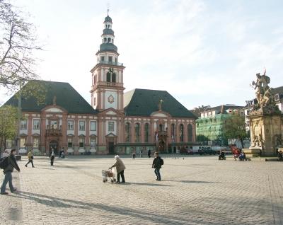 Marktplatzkirche St. Sebastian