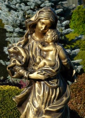 Maria und Jesuskind