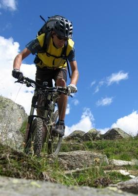 Downhill Krimmler Tauern