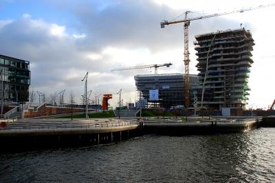 Hafencity - Dezemberlicht