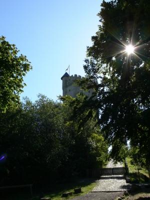 Burg Obrück in der Eifel