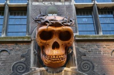 Der Totenschädel zu Venlo