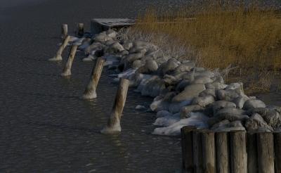 Winter in Podersdorf