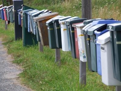 Briefkästen / Letterboxes