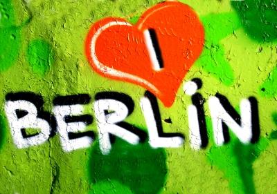 """""""ICH LIEBE BERLIN !"""""""