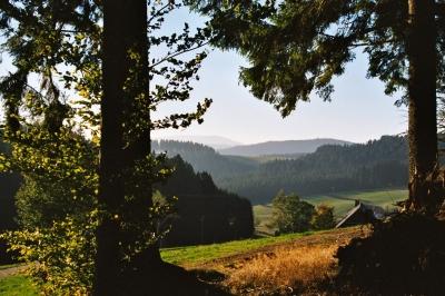 Schwarzwald-Täler und -Höhen