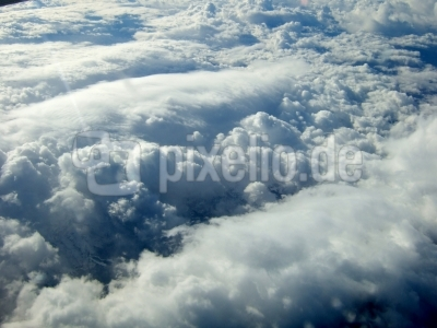 Wolkenteppich quer