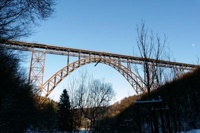 Müngstener Brücke zu Solingen
