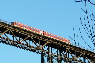 Müngstener Brücke zu Solingen #5