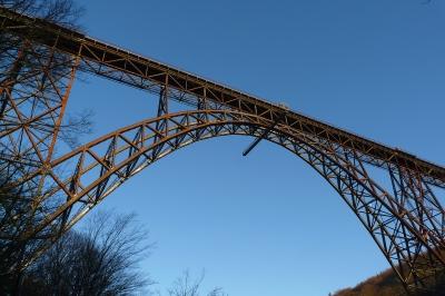 Müngstener Brücke zu Solingen #7