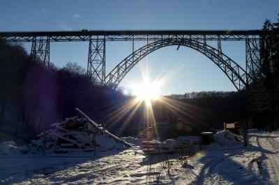 Müngstener Brücke zu Solingen #10